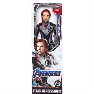 Avengers Endgame Titan Hero Figür Black Widow