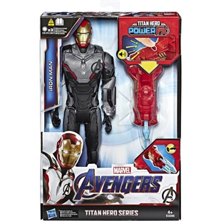 Avengers Th Power Fx 2.0 Hero Iron Man