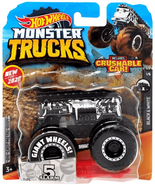 Hot Wheels Monster Trucks Araba 1:64 FYJ44 5 ALARM