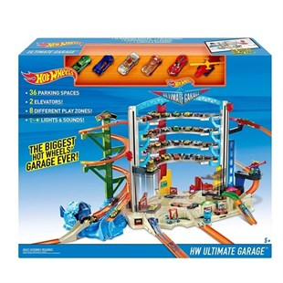 Hot Wheels Ultimate Mega Garaj CMP80 %100 Orijinal Lisanslı Ürün