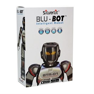 Silverlit Robot Blu-Bot Apple-Android 88022
