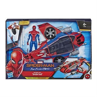 Spiderman Far From Home Spider Jet