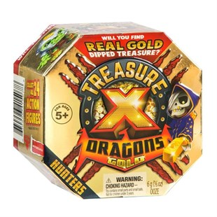Treasure X Dragons Gold Sürpriz Paket
